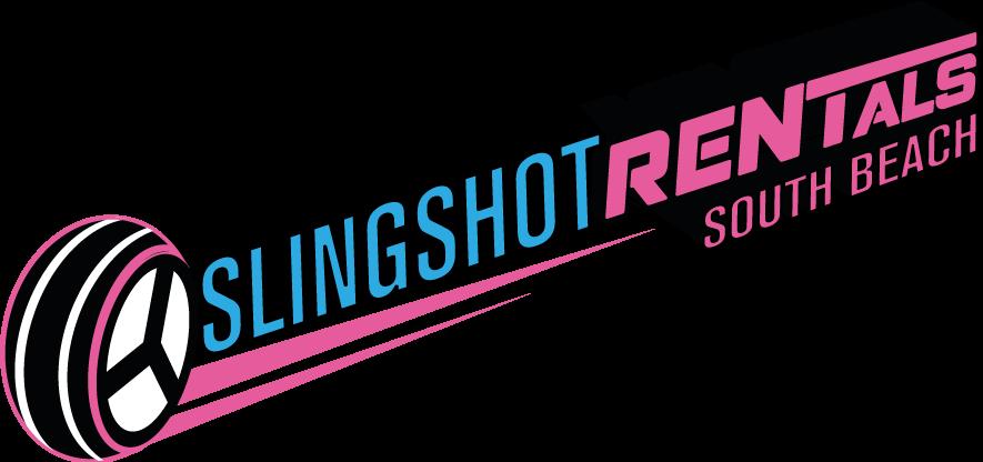 Slingshot rentals south beach logo
